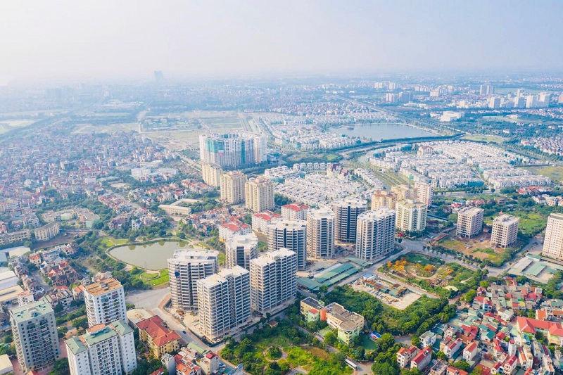 Dự án Le Grand Jardin Sài Đồng