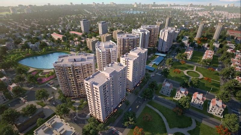 Tổng quan dự án chung cư Le Grand Jardin Long Biên